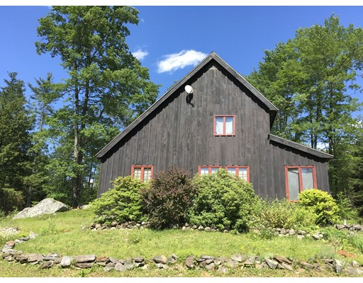 Single Family Home for Sale at 10 Butterworth Road 10 Butterworth Road Royalston, Massachusetts 01368 United States