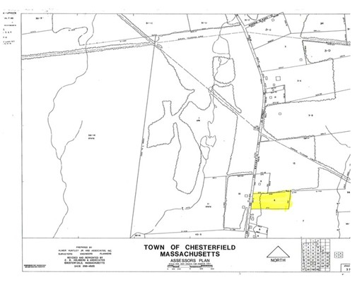 Land for Sale at Bryant Street Bryant Street Chesterfield, Massachusetts 01012 United States