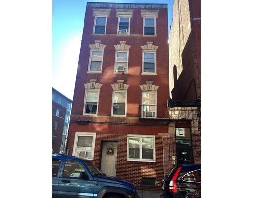 Multi-Family Home for Sale at 279 North Street 279 North Street Boston, Massachusetts 02113 United States