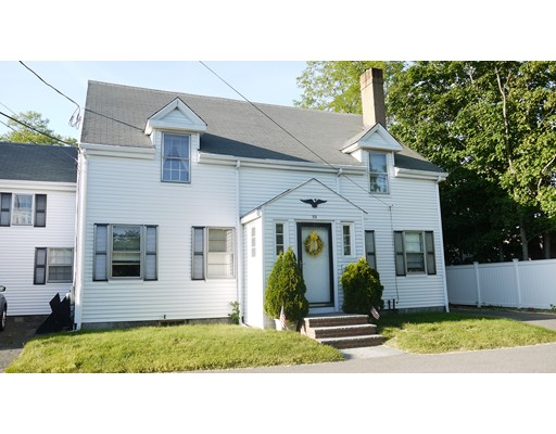 واحد منزل الأسرة للـ Rent في 39 Needham Road Danvers, Massachusetts 01923 United States