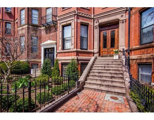 Single Family Home for Rent at 123 Marlborough Street Boston, Massachusetts 02116 United States