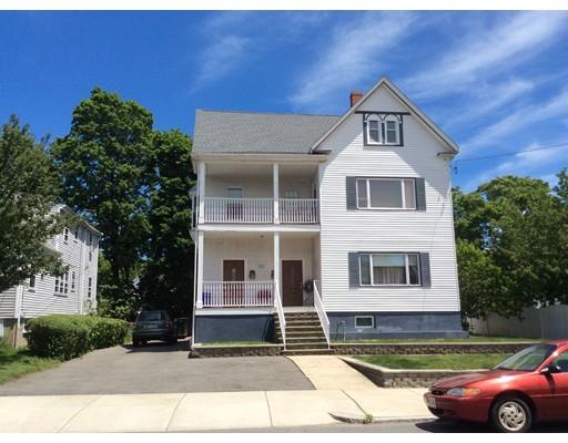 متعددة للعائلات الرئيسية للـ Sale في 110 Laurel Street 110 Laurel Street Malden, Massachusetts 02148 United States