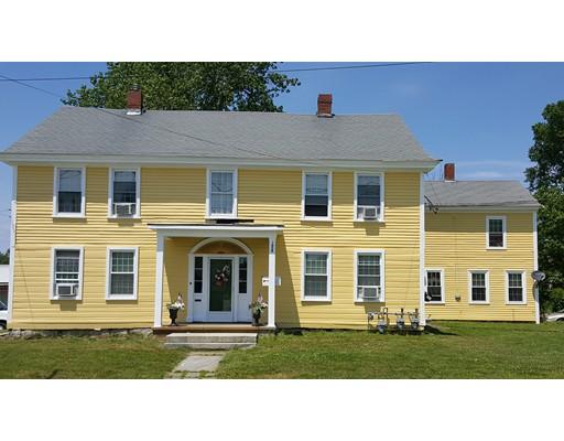 Casa Multifamiliar por un Venta en 1054 Main Street Leicester, Massachusetts 01501 Estados Unidos