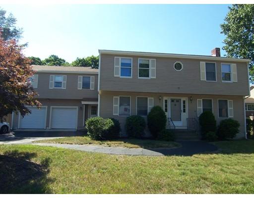 Casa Unifamiliar por un Venta en 41 Sunnyside Lane Braintree, Massachusetts 02184 Estados Unidos