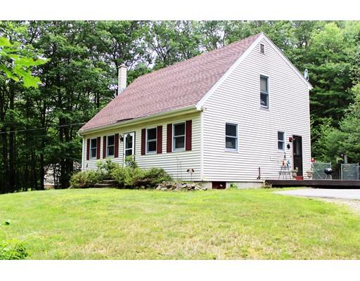 واحد منزل الأسرة للـ Sale في 16 Corey Road Ashburnham, Massachusetts 01430 United States