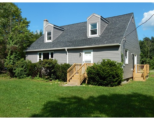 Single Family Home for Sale at 99 Long Plain Road 99 Long Plain Road Leverett, Massachusetts 01054 United States
