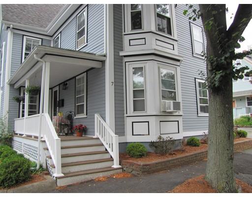 Single Family Home for Rent at 7 Ocean Street Beverly, Massachusetts 01915 United States