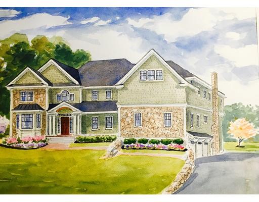 واحد منزل الأسرة للـ Sale في 12 St Thomasmore Drive Winchester, Massachusetts 01890 United States