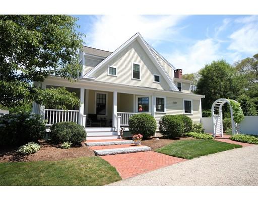 Single Family Home for Sale at 14 Seneca Lane 14 Seneca Lane Sandwich, Massachusetts 02563 United States
