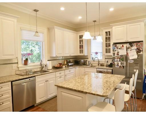 Casa Unifamiliar por un Alquiler en 38 York Terrace Brookline, Massachusetts 02446 Estados Unidos