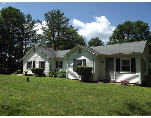 Single Family Home for Sale at 51 Warren Road Brimfield, Massachusetts 01010 United States