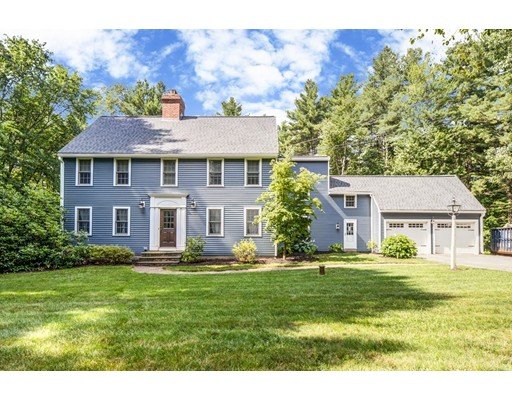 Single Family Home for Sale at 29 Green Road Bolton, Massachusetts 01740 United States
