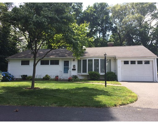 Single Family Home for Sale at 121 Elder Avenue East Providence, Rhode Island 02915 United States