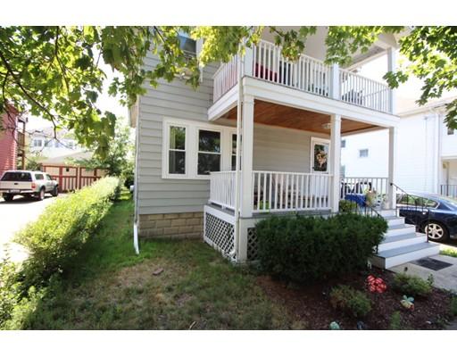 Casa Unifamiliar por un Alquiler en 36 Dartmouth Street Arlington, Massachusetts 02474 Estados Unidos