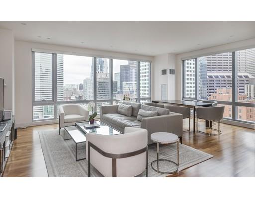 Casa Unifamiliar por un Alquiler en 500 atlantic Avenue Boston, Massachusetts 02210 Estados Unidos