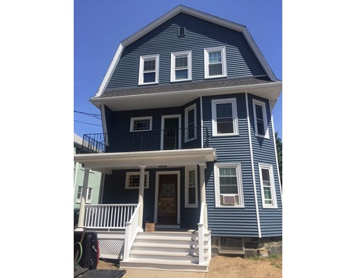 Single Family Home for Rent at 49 Marlboro Street Belmont, Massachusetts 02478 United States