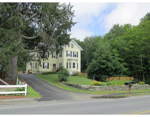 多户住宅 为 销售 在 47 N Main Street West Boylston, 马萨诸塞州 01583 美国