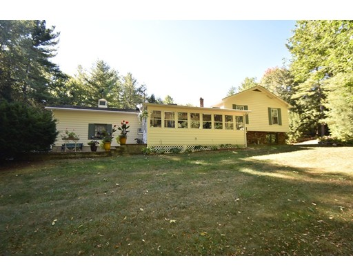 Single Family Home for Sale at 21 Lyman Road Westhampton, Massachusetts 01027 United States