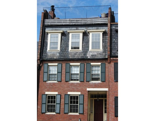 Single Family Home for Rent at 11 Knox Street Boston, Massachusetts 02116 United States