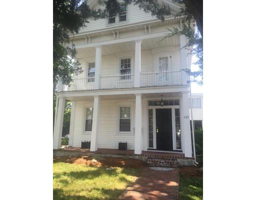 Single Family Home for Rent at 137 Revere Street Revere, Massachusetts 02151 United States