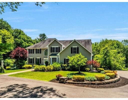 独户住宅 为 销售 在 21 Fawn Lane Billerica, 马萨诸塞州 01821 美国