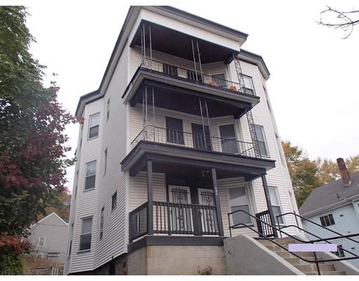Многосемейный дом для того Продажа на 181 Fellsway W Medford, Массачусетс 02155 Соединенные Штаты