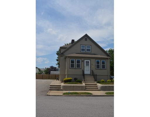 Single Family Home for Sale at 25 Tobie Avenue Pawtucket, Rhode Island 02861 United States
