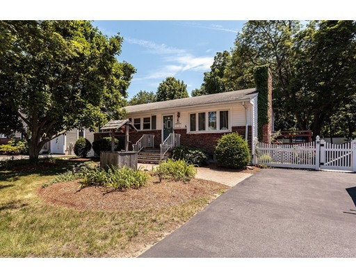 Single Family Home for Sale at 209 Channing Road Belmont, Massachusetts 02478 United States