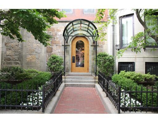 Single Family Home for Rent at 492 Beacon Street Boston, Massachusetts 02115 United States