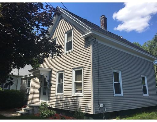 واحد منزل الأسرة للـ Sale في 37 South Main street Ashburnham, Massachusetts 01430 United States