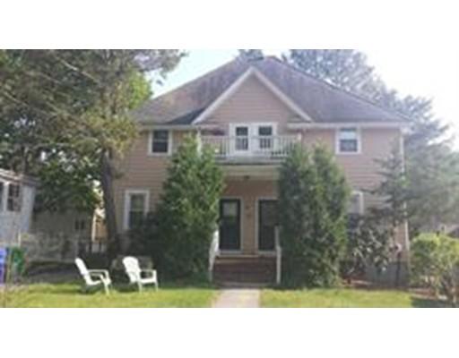 独户住宅 为 出租 在 10 Frances Street 牛顿, 马萨诸塞州 02461 美国