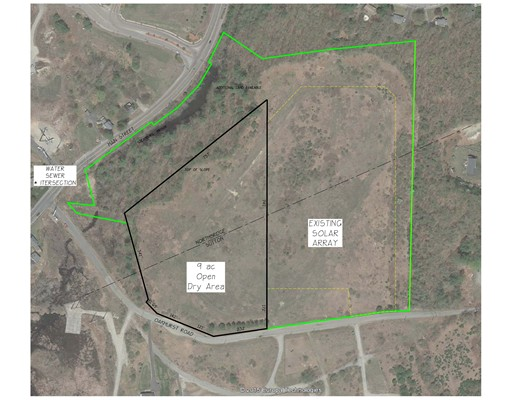 Land for Sale at 25 Oakhurst Road Sutton, 01590 United States