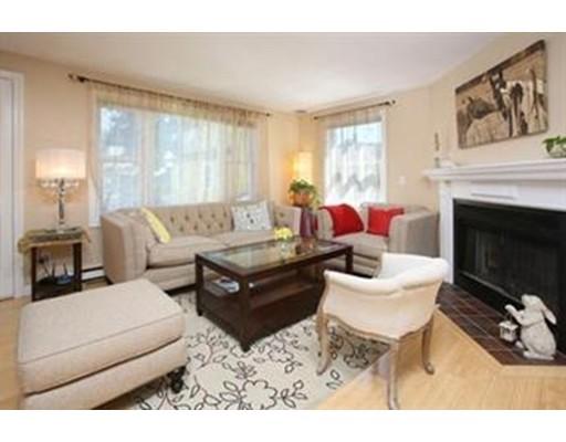 Single Family Home for Rent at 15 Walnut Court Arlington, Massachusetts 02476 United States