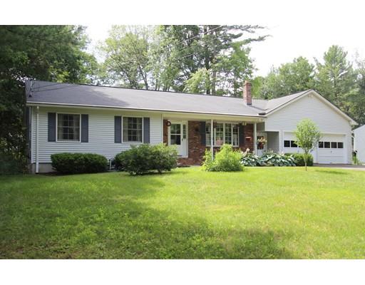 独户住宅 为 销售 在 15 Shingle Brook Road Orange, 马萨诸塞州 01364 美国