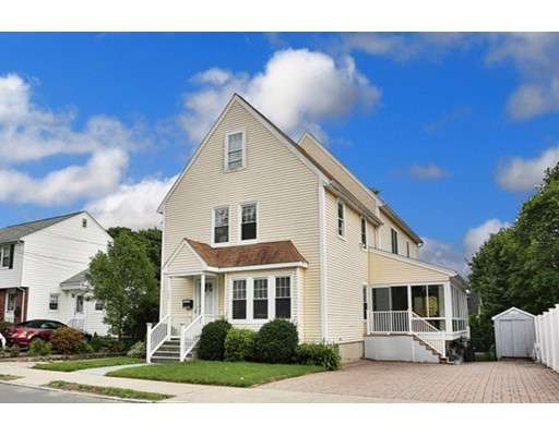 Single Family Home for Sale at 159 Laurel Street Melrose, Massachusetts 02176 United States