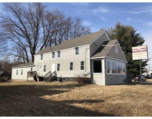 Comercial por un Alquiler en 206 King Street 206 King Street Northampton, Massachusetts 01060 Estados Unidos