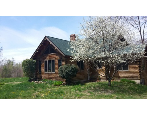 Single Family Home for Sale at 197 Lyons Hill Road 197 Lyons Hill Road Athol, Massachusetts 01331 United States