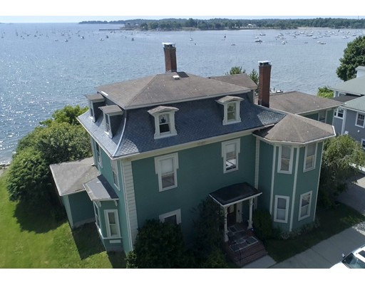 Single Family Home for Sale at 59 Lothrop Street Beverly, Massachusetts 01915 United States