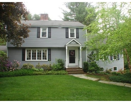 Single Family Home for Sale at 9 Surrey Lane Topsfield, Massachusetts 01983 United States