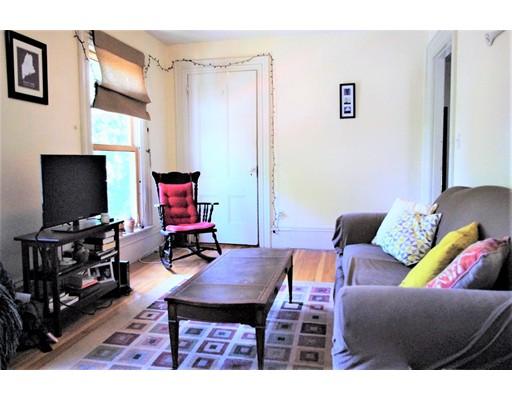 独户住宅 为 出租 在 80 Chestnut 坎布里奇, 马萨诸塞州 02139 美国