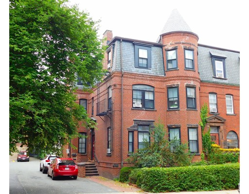 Multi-Family Home for Sale at 23 Ware Street Cambridge, Massachusetts 02138 United States