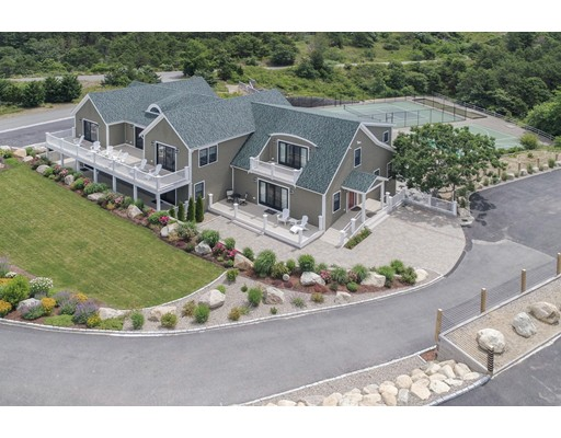 Casa Unifamiliar por un Venta en 2 Marys Way 2 Marys Way Truro, Massachusetts 02666 Estados Unidos