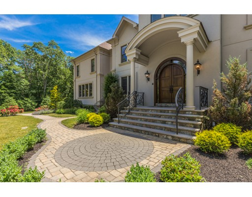 Частный односемейный дом для того Продажа на 89 Farm Lane Westwood, Массачусетс 02090 Соединенные Штаты