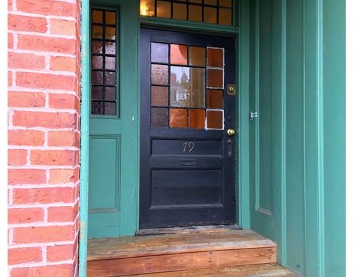 独户住宅 为 出租 在 79 Franklin Street 波士顿, 马萨诸塞州 02134 美国