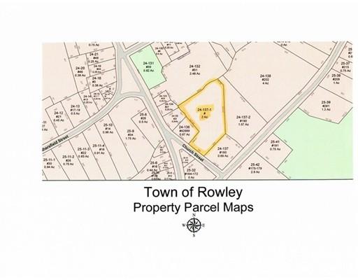 Lot 2A Church St, Rowley, MA 01969