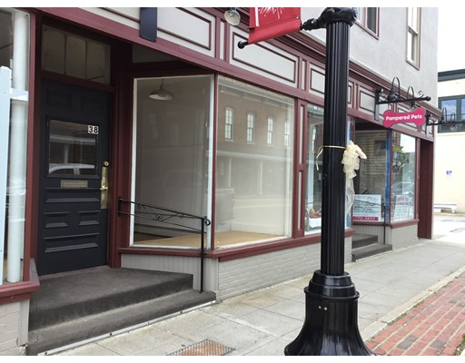 Commercial for Rent at 38 Main Street 38 Main Street Ayer, Massachusetts 01432 United States