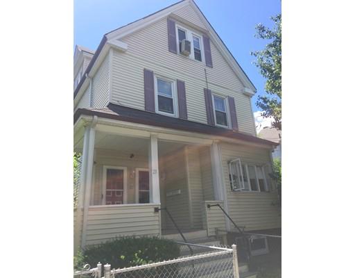 独户住宅 为 出租 在 23 Beacon Street Everett, 02149 美国