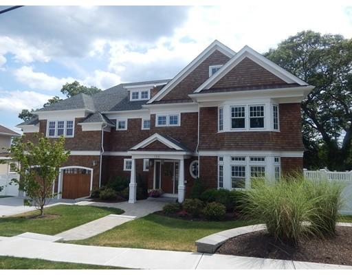 واحد منزل الأسرة للـ Sale في 135 Shore Avenue 135 Shore Avenue Quincy, Massachusetts 02169 United States