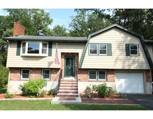 Single Family Home for Sale at 4 Hart Street Burlington, Massachusetts 01803 United States