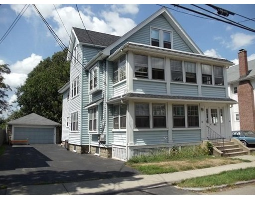 Apartamento por un Alquiler en 48 Cleveland St #2 Arlington, Massachusetts 02474 Estados Unidos